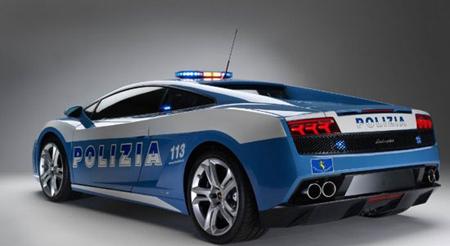 تصاویر گران قیمت ترین خودروهای پلیس دنیا