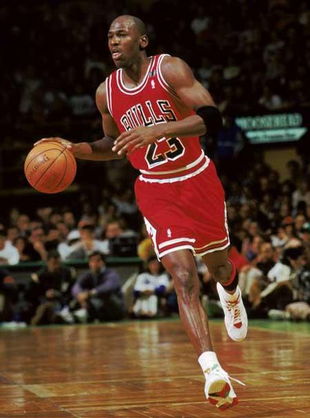 بیوگرافی کامل مایکل جردن، ستاره سابق بسکتبال (عکس)