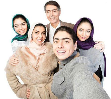 گفتگویی صمیمانه و داغ با خانواده محمدعلی فردین (عکس)