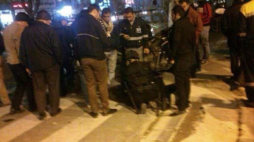 تیراندازی پلیس در مترو تهران به فردی 30 ساله (عکس)