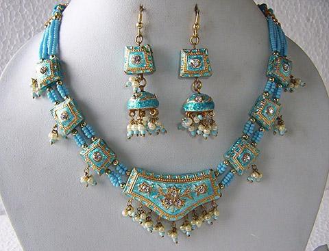 مدلهایی از جدیدترین جواهرات و زیور آلات بدلی زنانه