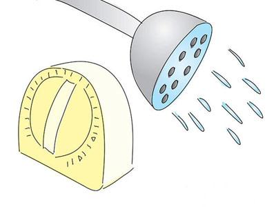 ترفندهایی کاربردی برای صرفه جویی در مصرف آب