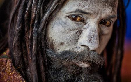 راهبان خوفناک آدم خوار قبیله گره گوری (عکس)