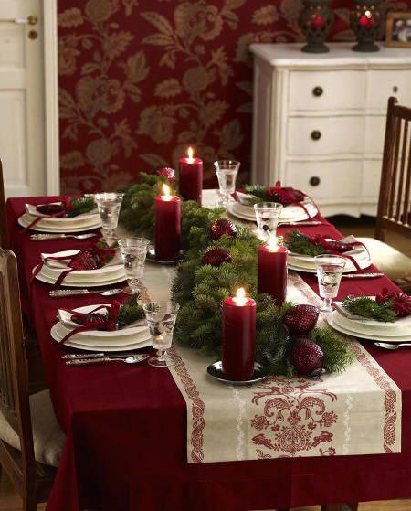 ایده هایی مخصوص تزیینات کریسمس امسال
