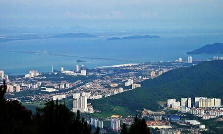 آشنایی با بهترین جزایر گردشگری و دیدنی در مالزی (تصاویر)