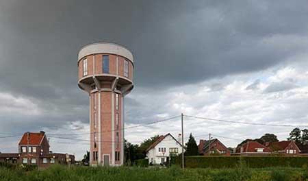 خانه های عجیب و غریبی که با دیدن آن شوک زده می شوید (عکس)