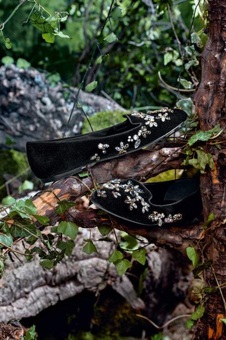 مدلهای کفش زنانه برند دولچه و گابانا زمستان 2016