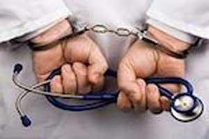 بازداشت پزشک اصفهانی که بخیه های کودک را بخاطر بی پولی باز کرد