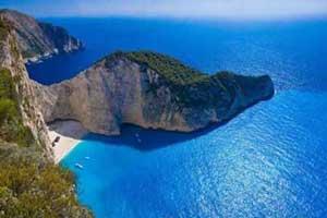 سواحل دیدنی و گردشگری ناواجیو در یونان (عکس)