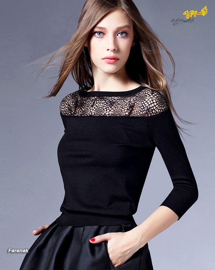 زیبا و جدیدترین مدل های بافت زنانه و دخترانه