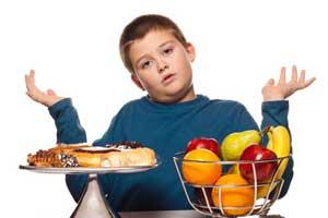 خوراکی هایی ممنوعه و مضر برای کودکان