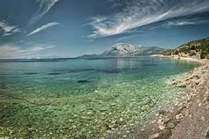آشنایی با جزیره گردشگری ساموس در ترکیه (عکس)
