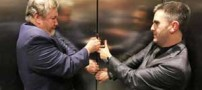 اگر در آسانسور خراب گیر افتادیم چکار کنیم؟
