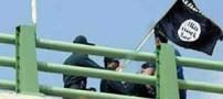 نصب پرچم داعش روی پل کرمانشاه حقیقت دارد؟ (عکس)