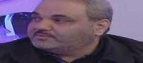 اشک ریختن جواد خیابانی در برنامه زنده تلویزیونی (عکس)