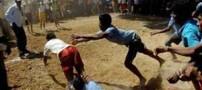 آشنایی با بازی محلی جالب به نام تيراوُمِه (يارآمد)