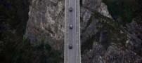 طولانی ترین پل معلق جهان در زمان های قدیم (عکس)