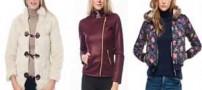 مدلهای شیک و زمستانی کت و کاپشن زنانه