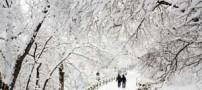 اس ام اس ویژه روزهای برفی و زمستانی جدید