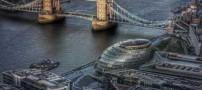 عکس های فتوشاپی و جالب شکل دیگری از شهر لندن