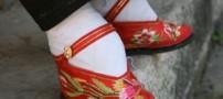 عکسهایی از رسم وحشتناک چینیها برای زنان!!