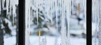 جلوگیری از ورود سرما از بازشوها و پنجره ها در زمستان