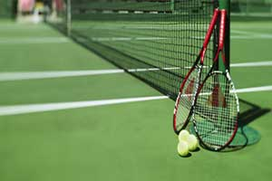 معمای جالب و سرگرم کننده مسابقات تنیس