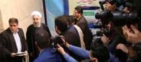ثبت نام رئیس جمهور در انتخابات خبرگان رهبری (عکس)