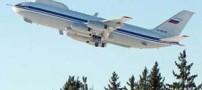 هواپیمای نامرئی و عجیب روسیه رونمایی شد (عکس)