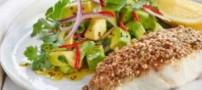 آموزش درست کردن ماهی کنجدی خوشمزه و لذیذ