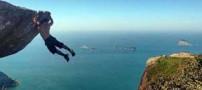 هولناک ترین ورزش ریسکی در ارتفاع 10000 پایی (عکس)