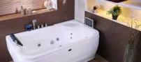 تصاویر ایده طراحی چیدمان حمام و سرویس بهداشتی