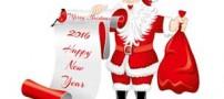 بهترین اس ام اس سال نو میلادی 2016 کریسمس
