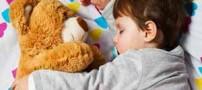 چه کنیم تا کودکان در خواب کابوس نبینند؟