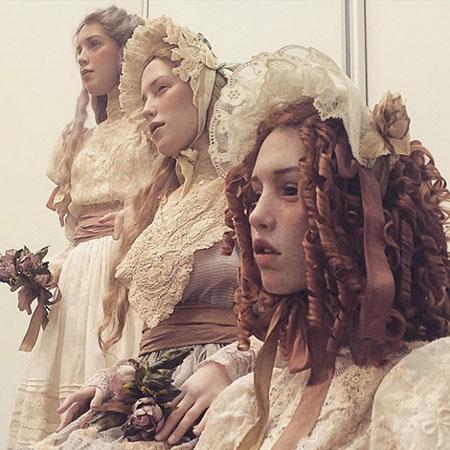 آثار عروسکی هنرمندی شبیه به انسان واقعی (عکس)