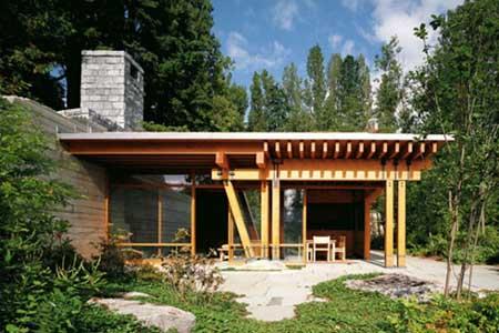 بنا شدن جالب ترین خانه ی هوشمند توسط بیل گیتس (+تصاویر)