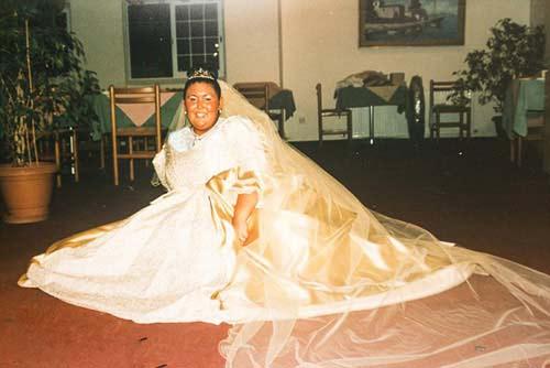 69 کیلو کاهش وزن این عروس برای ازدواج دوم (عکس)