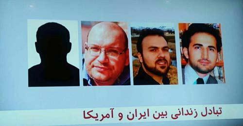 آزادی جیسون رضاییان و چند ایرانی در امریکا (عکس)