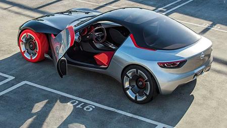 عکس هایی از اتومبیل لوکس کمپانی اوپل