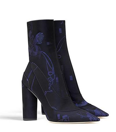 زیباترین مدل های بوت زنانه برند Dior