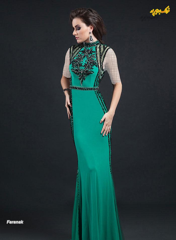 زیبا و جدیدترین مدل های لباس مجلسی زنانه قسمت پنجم