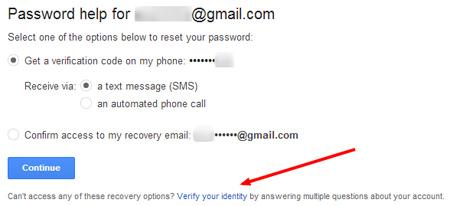 898904720 irannaz com - اگر حساب Gmail هک شده باشد چه کنیم؟