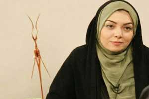 عکس های عروسی آزاده نامداری در دیماه 94
