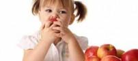 تغذیه نامناسب و بد در کودکی و عوارض آن در بزرگسالی