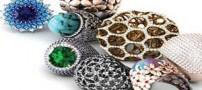 مدلهای زیبای انگشتر و جواهر 2016
