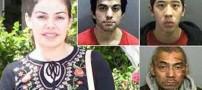 معلم زن ایرانی 3 زندانی آمریکایی را فراری داد (عکس)