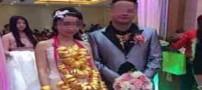 جشن عروسی مجلل مجری معروف چینی (عکس)