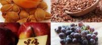 هسته این خوراکی ها برای تومورهای سرطانی مفید است