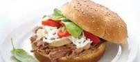آموزش درست کردن ساندویچ گوشت ایتالیایی