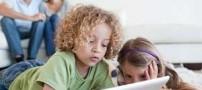 استفاده بیش از حد تبلت برای بچه ها چه عوارضی دارد؟